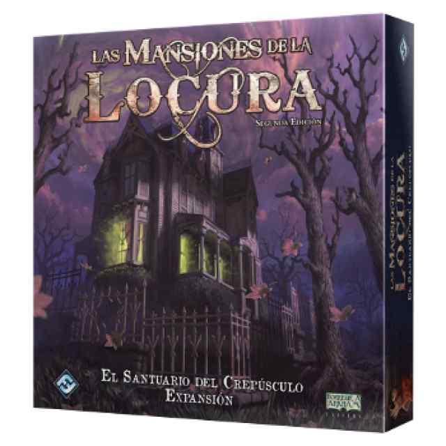 Las Mansiones de la Locura (2ºEd): El Santuario del Crepúsculo TABLERUM
