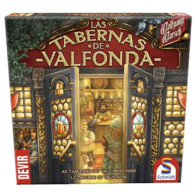 Las Tabernas de Valfonda TABLERUM