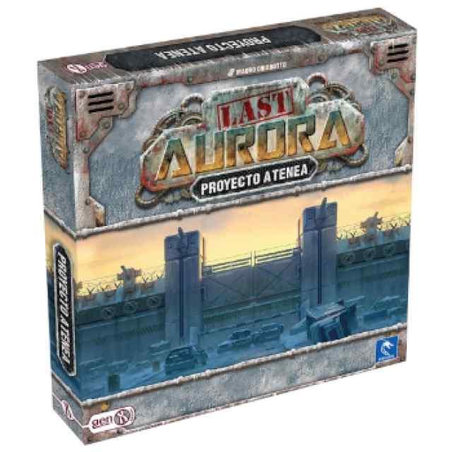Last Aurora: Proyecto Atenea TABLERUM