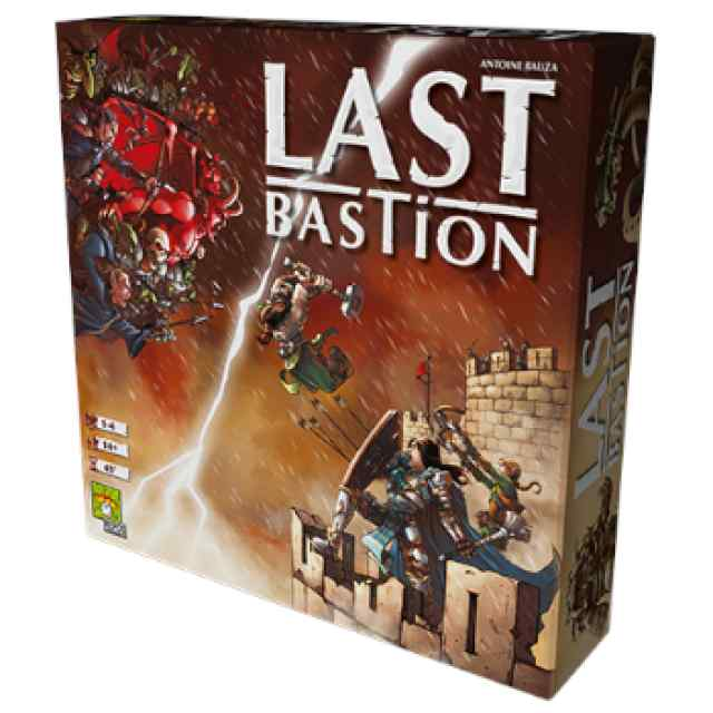 Last Bastion TABLERUM