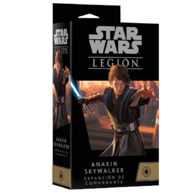 Star Wars Legión: Anakin Skywalker Expansión de Comandante TABLERUM