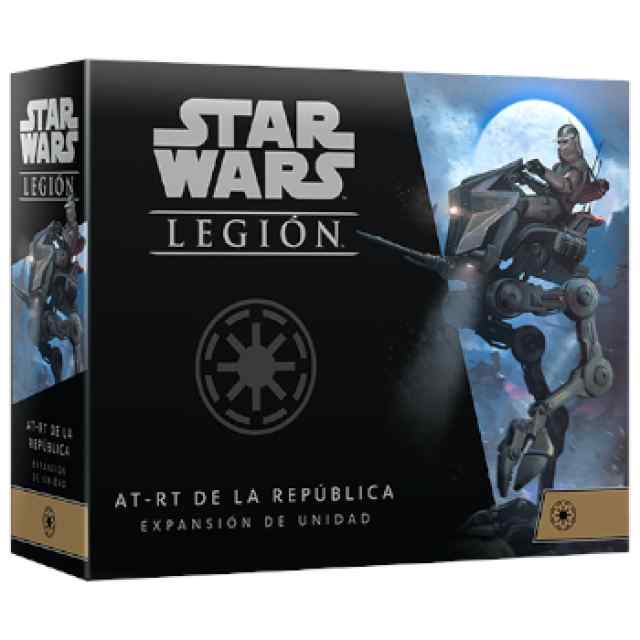 Star Wars Legión: AT-RT de la República TABLERUM