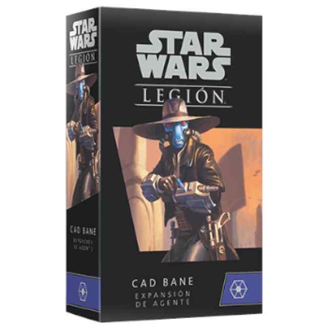 Star Wars Legión: Cad Bane Expansión de agente TABLERUM