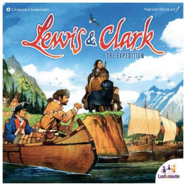 Lewis & Clark TABLERUM