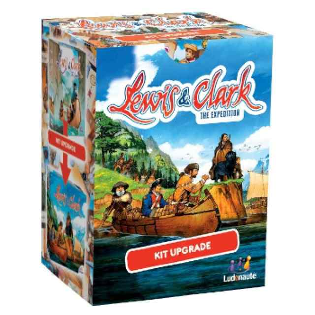 Lewis & Clark: Kit de actualización TABLERUM