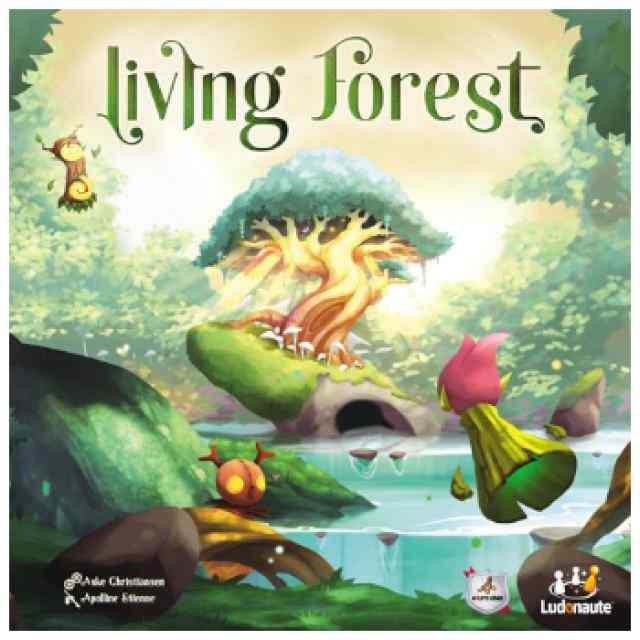 Living Forest TABLERUM