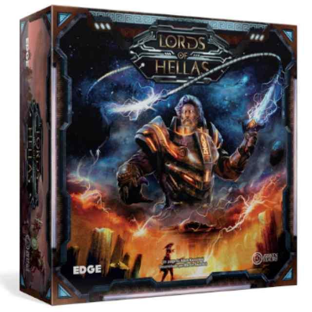Lords of Hellas + PROMO TABLERUM