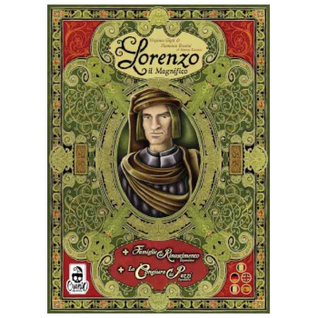 Lorenzo il Magnifico (Big Box) TABLERUM