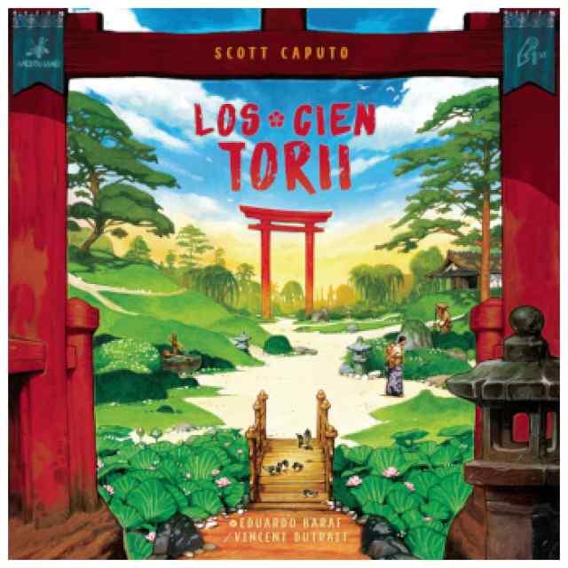 Los cien Torii TABLERUM