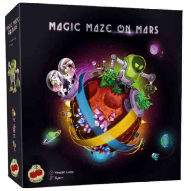 Magic Maze en Marte TABLERUM