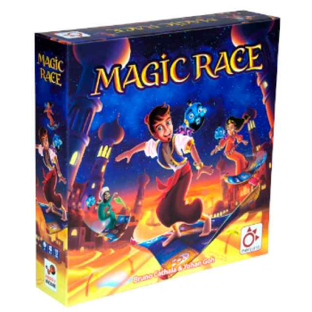 Magic Race TABLERUM