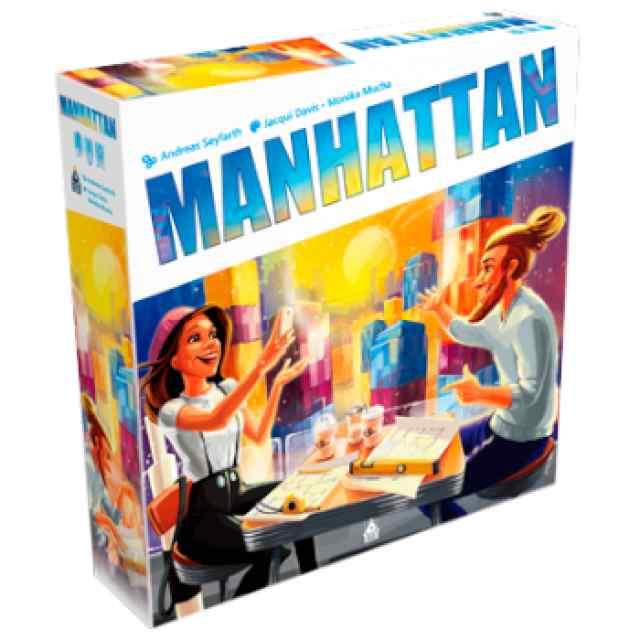 Manhattan (Nueva Edición) TABLERUM