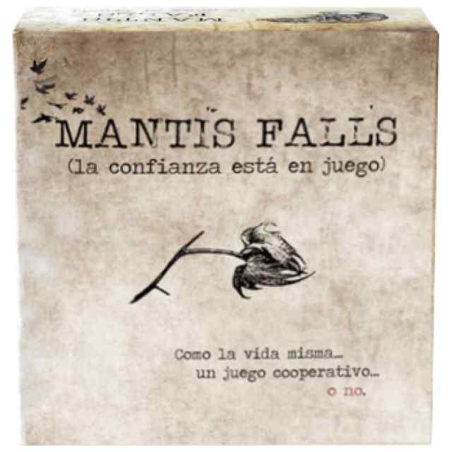 Mantis Falls TABLERUM