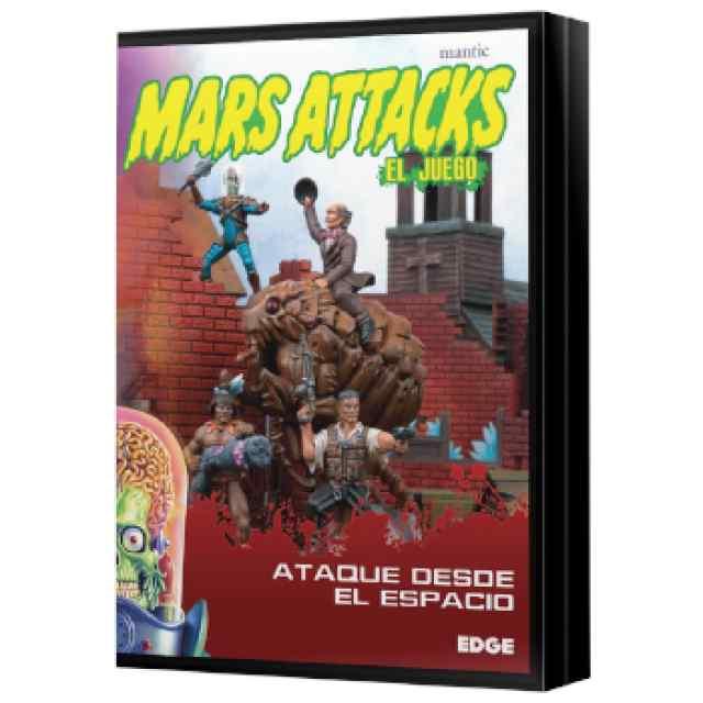 Mars Attacks: Ataque desde el espacio TABLERUM