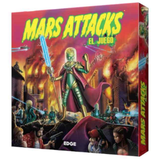 Mars Attacks TABLERUM