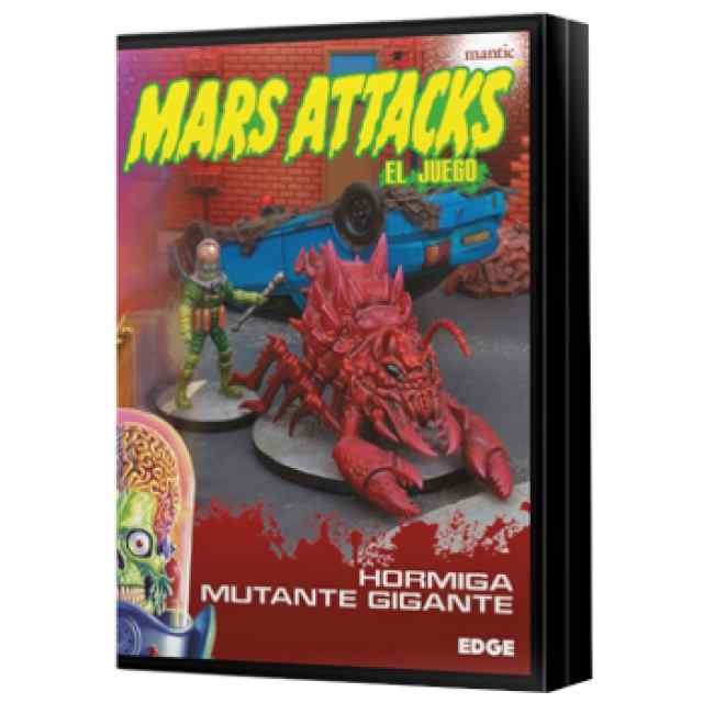Mars Attacks: Hormiga mutante gigante TABLERUM
