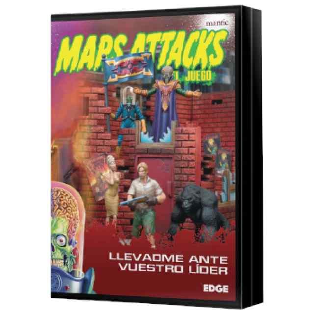 Mars Attacks: Llevadme ante vuestro líder TABLERUM