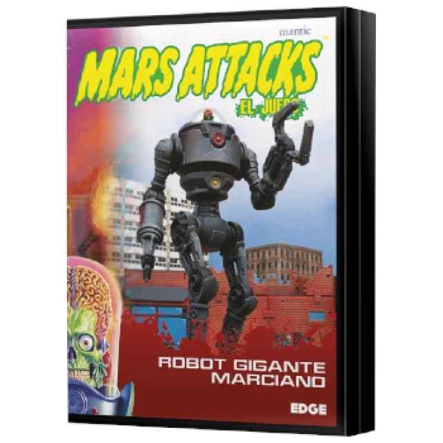 Mars Attacks: Robot gigante marciano TABLERUM