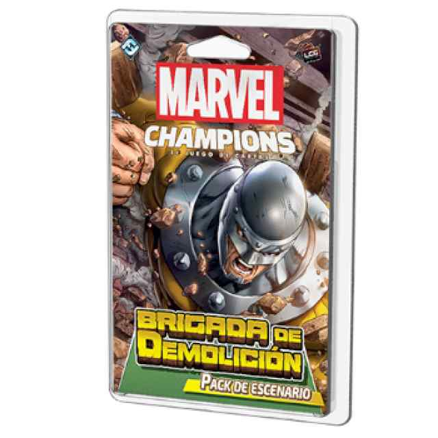 Marvel Champions: Brigada de Demolición TABLERUM