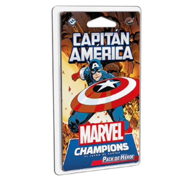 Marvel Champions: Capitán América TABLERUM