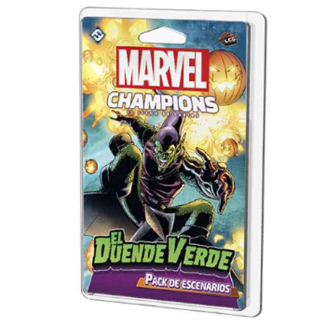 Marvel Champions: El Duende Verde TABLERUM