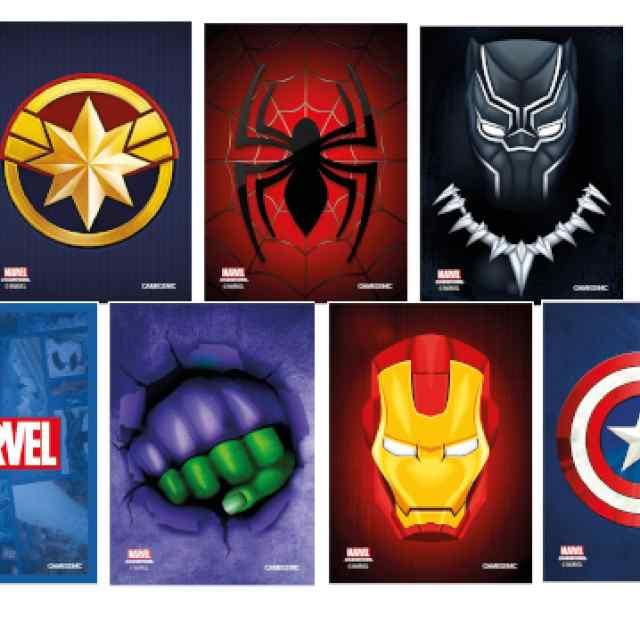 Marvel Champions: Fundas Oficiales TABLERUM