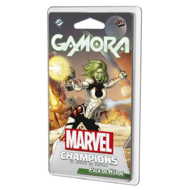 Marvel Champions: Gamora TABLERUM