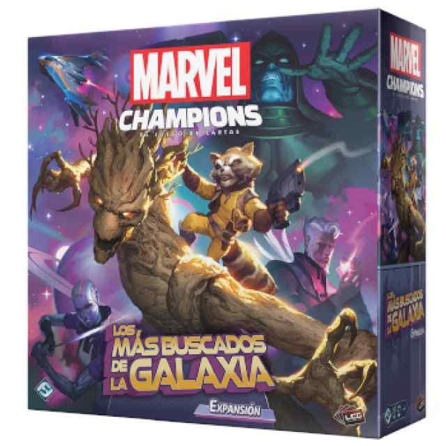 Marvel Champions: Los Más Buscados de la Galaxia TABLERUM