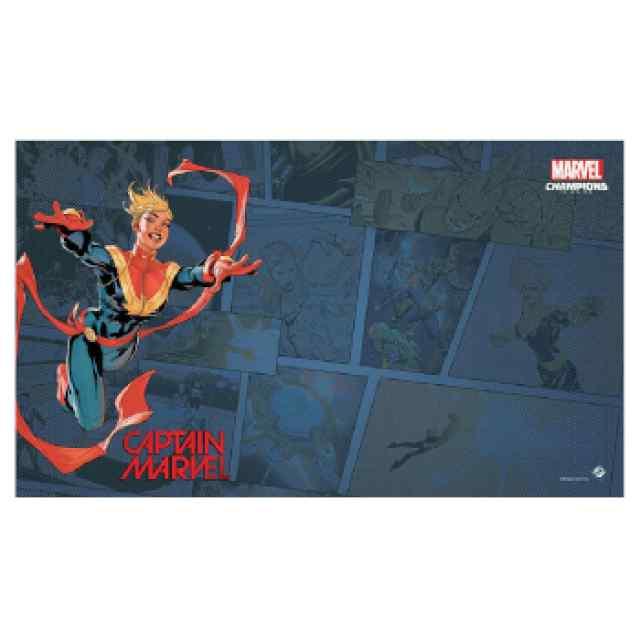 Marvel Champions: Tapete Capitana Marvel TABLERUM