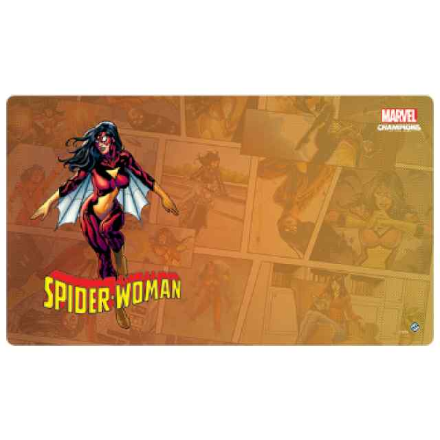 Marvel Champions: Tapete Spider-Woman TABLERUM
