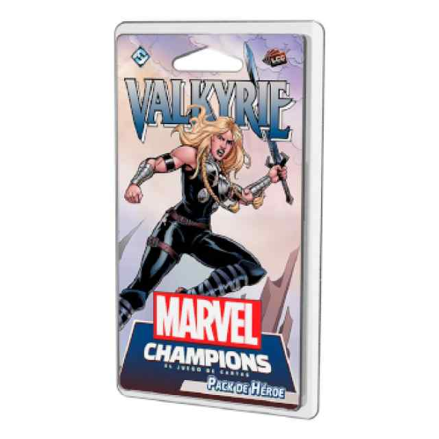 Marvel Champions: Valkyrie TABLERUM