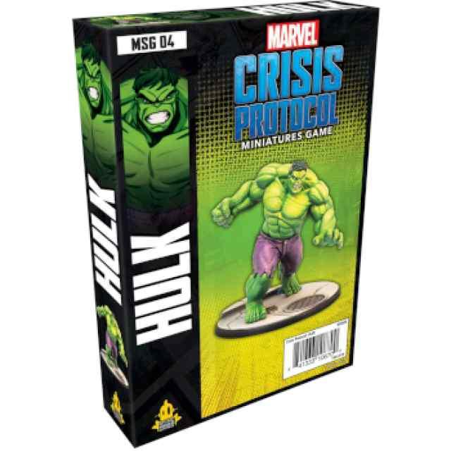 Marvel Crisis Protocol: Hulk Character EN TABLERUM