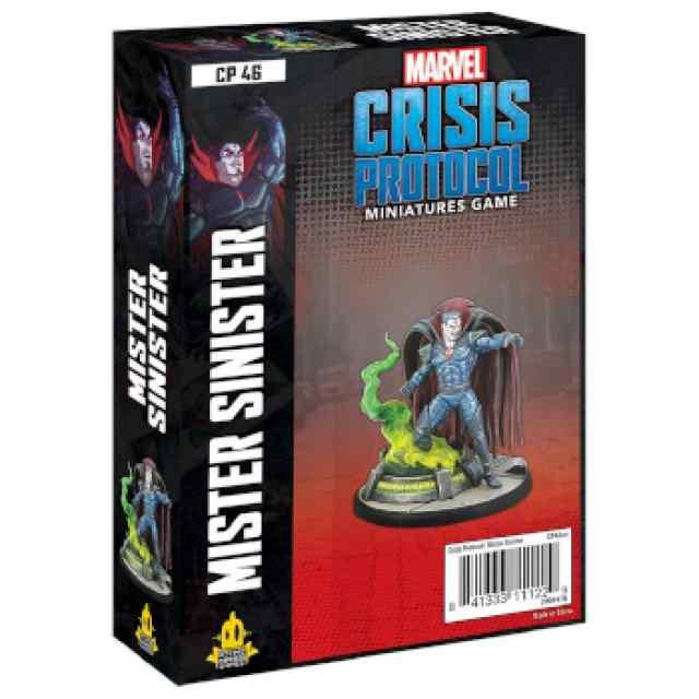 Marvel Crisis Protocol: Mister Sinister EN TABLERUM
