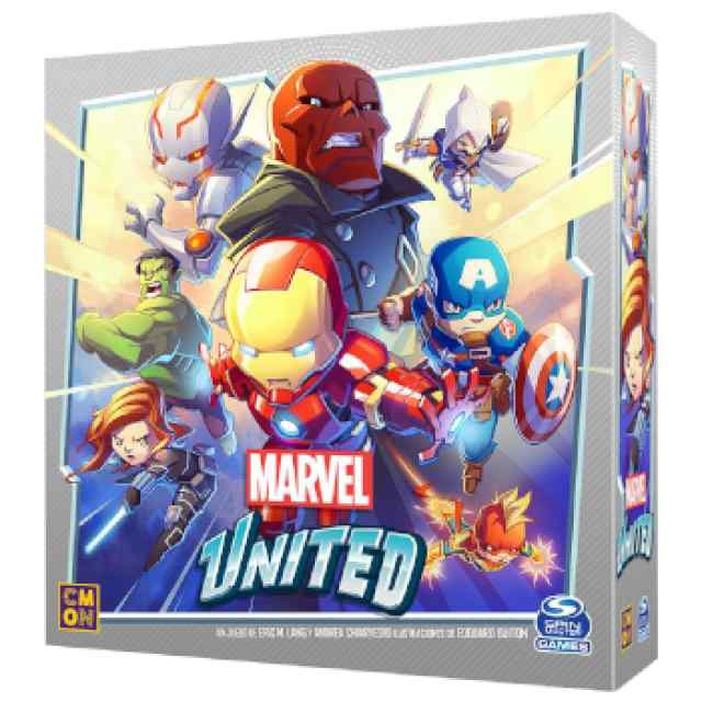 Marvel United TABLERUM