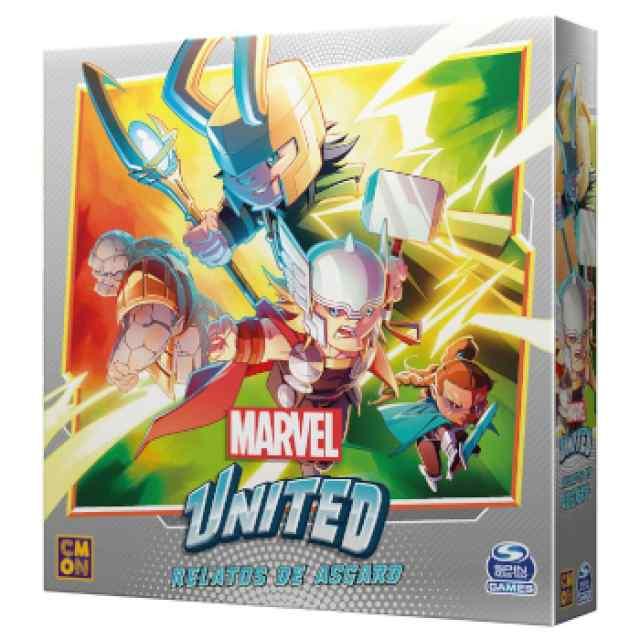 Marvel United: Relatos de Asgard TABLERUM
