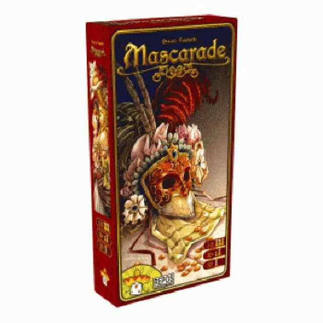 juego mascarade asmodee