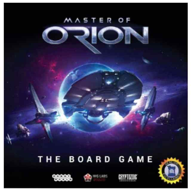 Master of Orion (+PROMOS) TABLERUM