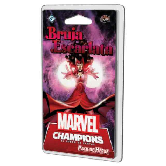 Marvel Champions: Bruja Escarlata TABLERUM