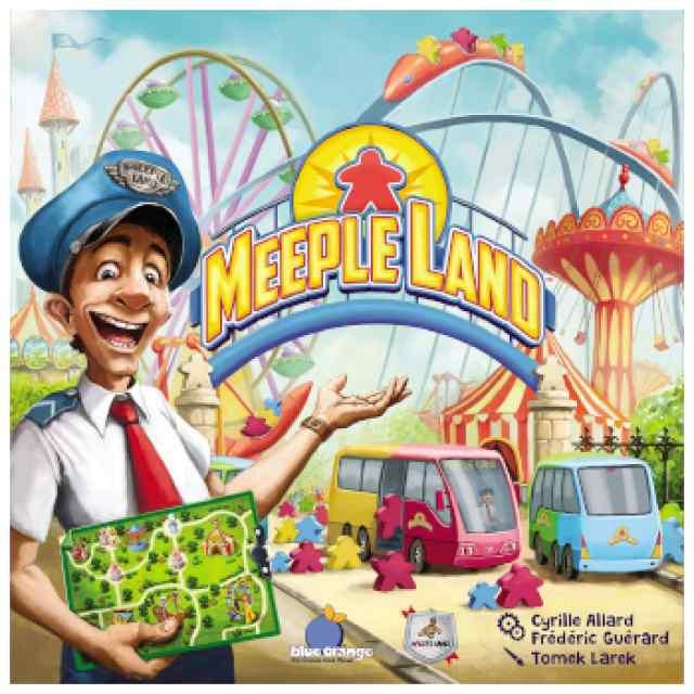 Meeple Land TABLERUM
