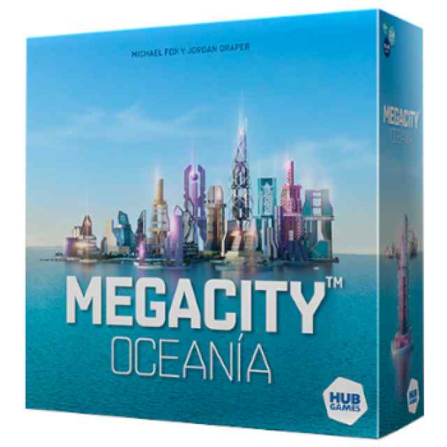 Megacity Oceania TABLERUM
