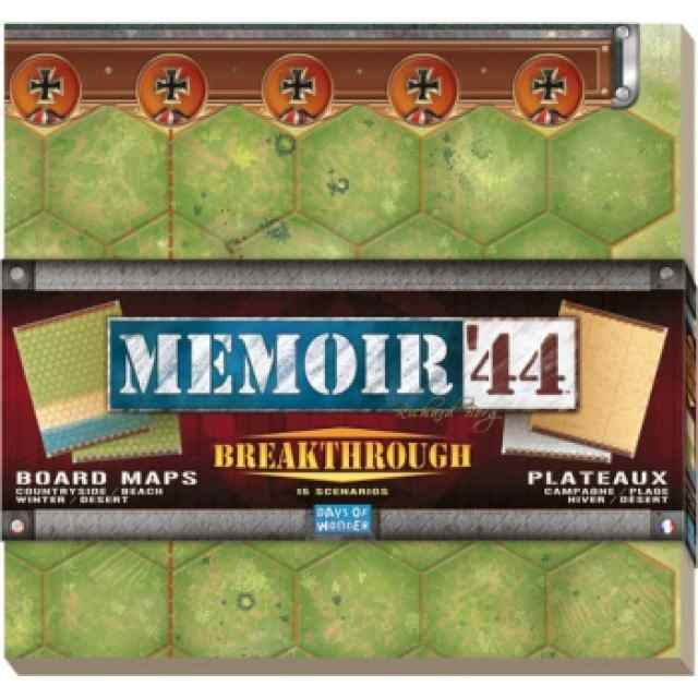 Memoir 44: Breakthrough TABLERUM