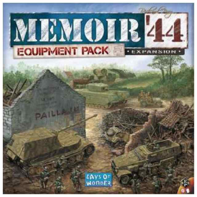 Memoir 44: Equipment Pack TABLERUM