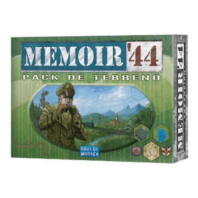 Memoir 44: Pack de Terreno TABLERUM