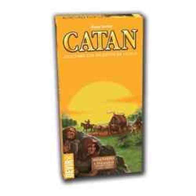 comprar Colonos de Catán extensión 5-6 jugadores Mercaderes y Bárbaros
