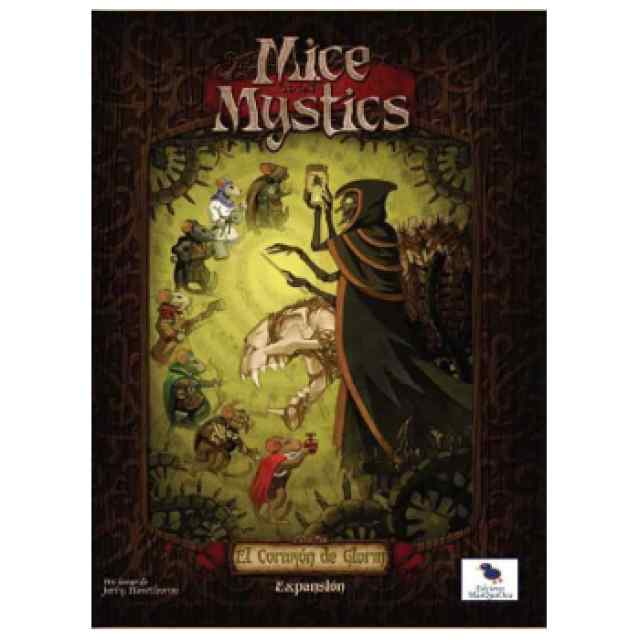 Mice and Mystics: El Corazón de Glorm TABLERUM