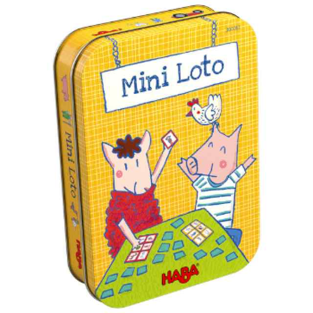 Mini Loto TABLERUM
