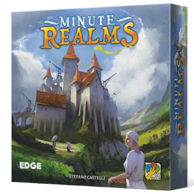 Minute Realms TABLERUM