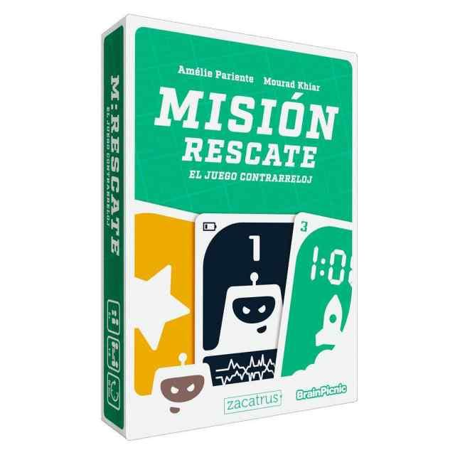 juego misión rescate