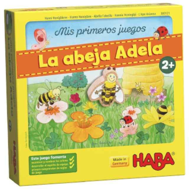 Mis primeros juegos: La abeja Adela TABLERUM