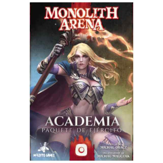 Monolith Arena: Academia TABLERUM